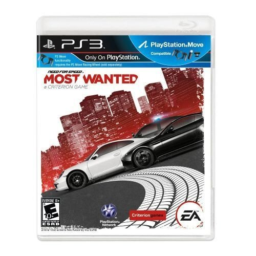 Need For Speed: Most Wanted - PS3 (usado)