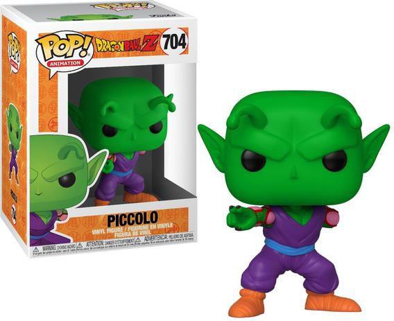 Piccolo: Dragon Ball Z - Funko POP 704