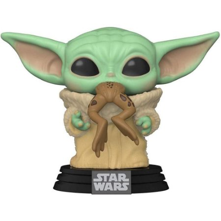 The Child With Frog: Bobble Head Star Wars - Funko POP 379