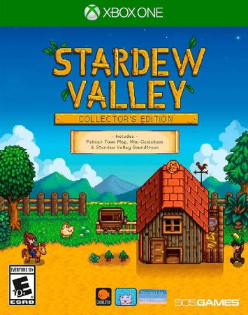 Stardew Valley: Collectors Edition - Xbox One (usado)