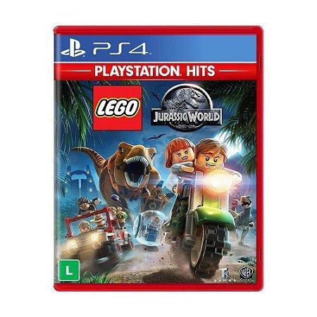 Lego: Jurassic World Hits - PS4 (usado)