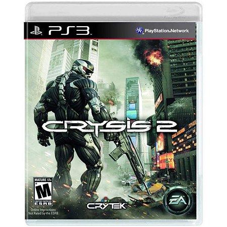 Crysis 2 - PS3 (usado)