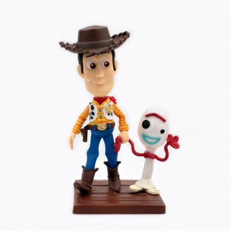 Woody e Forky: Mini Egg Attack - Beast Kingdom MEA-012