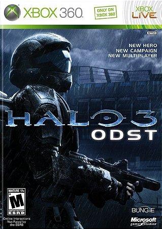 Halo 3: ODST - Xbox 360 (usado)