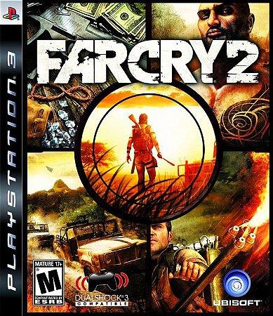 Far Cry 2 - PS3 (usado)
