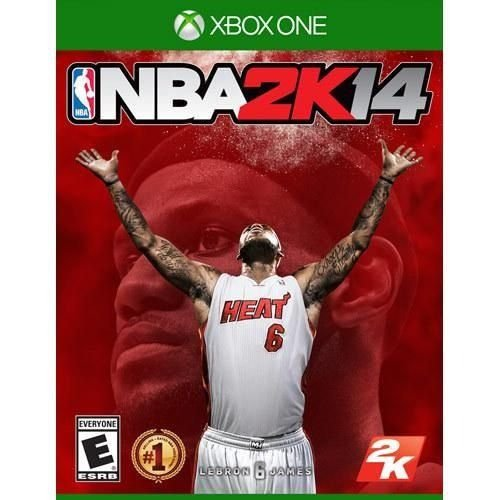 NBA 2K14 - Xbox One (usado)