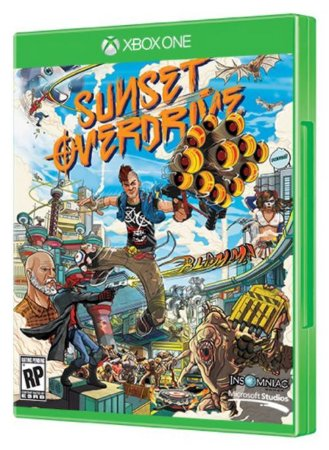 Sunset Overdrive - Xbox One (usado)