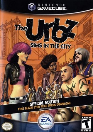 GC The Urbz - Sims In The City