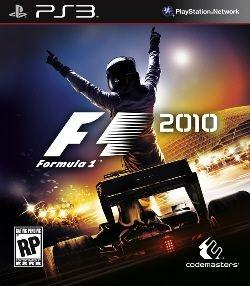 Formula 1 2010 - PS3 (usado)