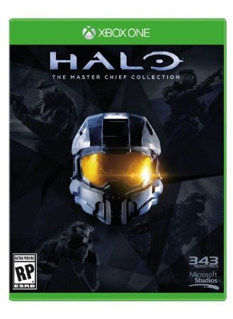 Halo: The Master Chief Collection - Xbox One (usado)