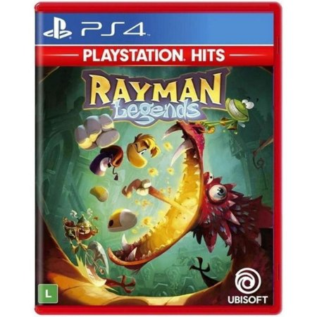 Rayman Legends Hits - PS4