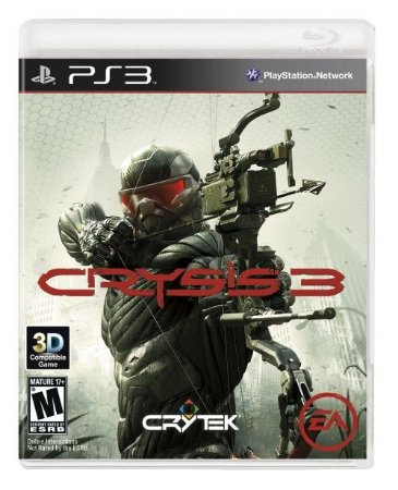 Crysis 3 - PS3 (usado)