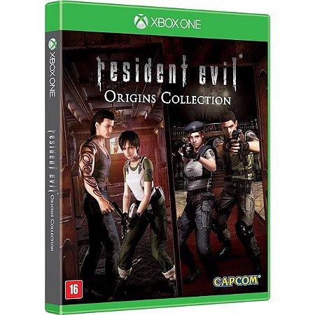 XONE Resident Evil - Origins Collection