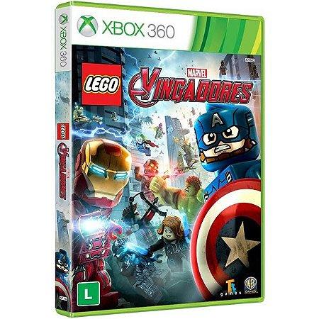 X360 Lego Marvel - Vingadores