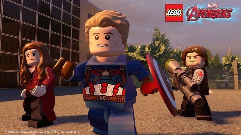 LEGO MARVEL - VINGADORES (X360)