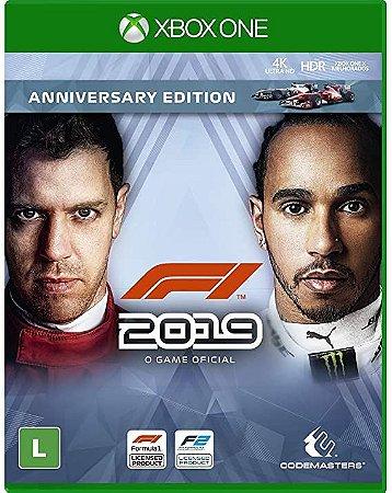Formula 1 2019 - Xbox One (usado)