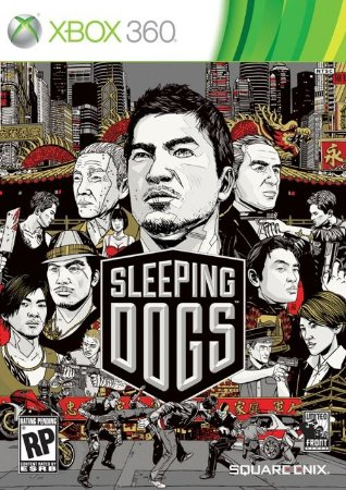 Sleeping Dogs - Xbox 360 (usado)