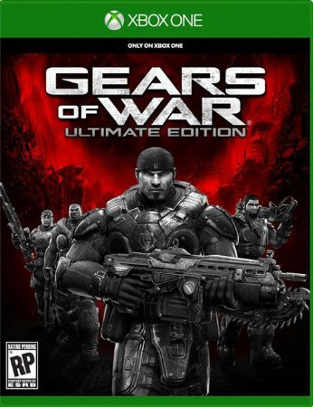 Gears of War: Ultimate Edition - Xbox One (usado)