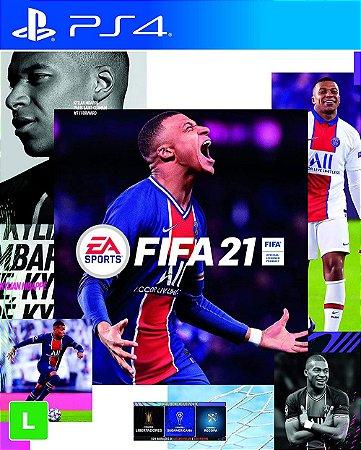Fifa 21 - PS4 (usado)