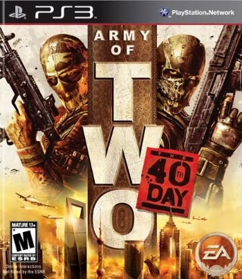 Army of Two: The 40th Day - PS3 (usado)