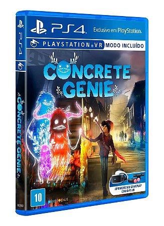 Concrete Genie VR - PS4