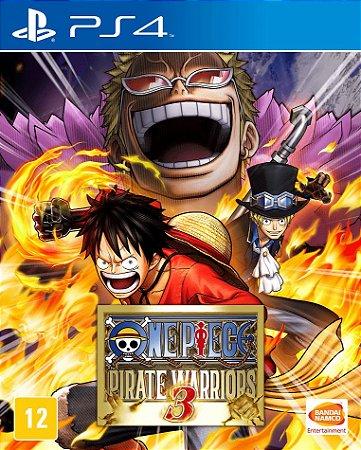 One Piece: Pirates Warriors 3 - PS4 (usado)