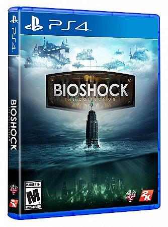 Bioshock: The Collection - PS4 (usado)