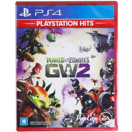 Plants vs Zombies: GW2 Hits - PS4 (usado)