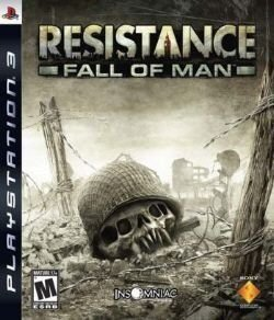 Resistance: Fall of Man - PS3 (usado)