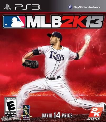 MLB 2K13 - PS3 (usado)