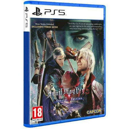 Devil May Cry 5: Special Edition - PS5 (usado)