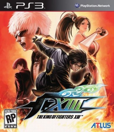 The King of Fighters XIII - PS3 (usado)