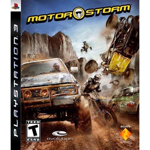 MotorStorm - PS3 (usado)