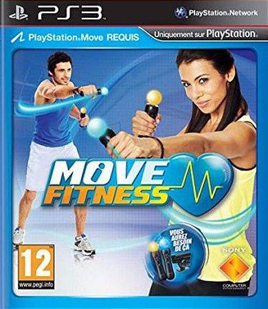 PS3 Move Fitness (usado/europeu)