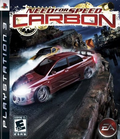 Need For Speed: Carbon - PS3 (usado)