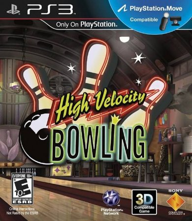 PS3 High Velocity Bowling (usado)