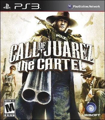 Call of Juarez: The Cartel - PS3 (usado)