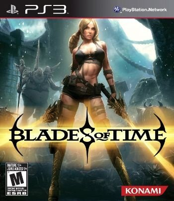 Blades of Time - PS3 (usado)