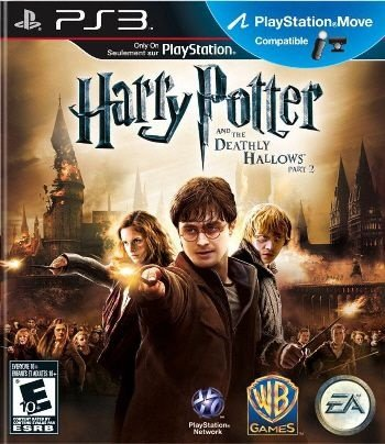Harry Potter: Reliquias da Morte Parte 2 - PS3 (usado)
