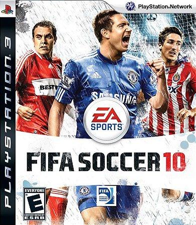 Fifa Soccer 10 - PS3 (usado)