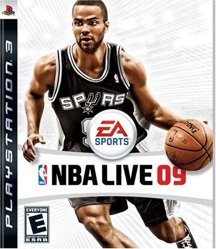PS3 NBA Live 09 (usado)