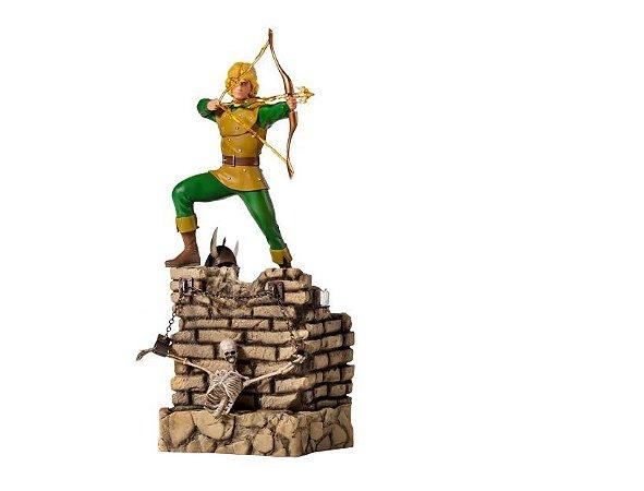 Hank The Ranger: Dungeons e Dragons Art Scale 1/10 - Iron Studios