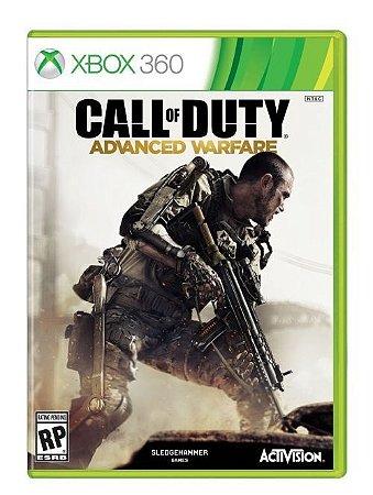 Call of Duty: Advanced Wafare - Xbox 360 (usado)