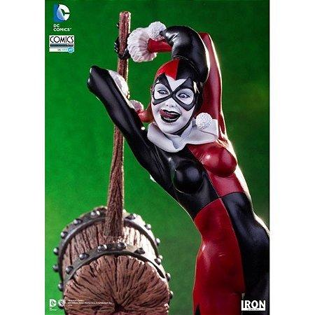 Harley Quinn DC Comics - Art Scale 1/10 Iron Studios