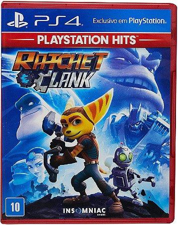 Ratchet e Clank Hits - PS4 (usado)
