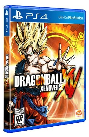 Dragon Ball Xenoverse - PS4 (usado)