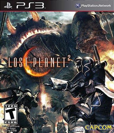 Lost Planet 2 - PS3 (usado)