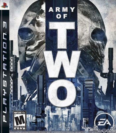 PS3 Army of Two (usado)