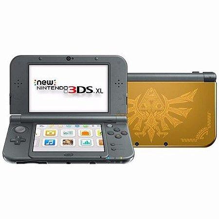 New Nintendo 3DS XL - Hyrule Edition