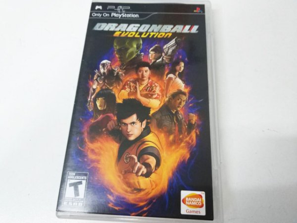 Dragon Ball: Evolution - PSP (usado)